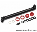 BADASS™ Heavy Duty Steel Center Drive Shaft 128-156mm [Recon G6 Certified]