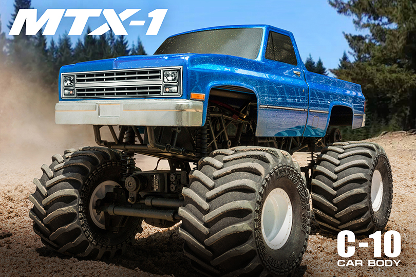 MST MTX-1 Monster Truck ARTR Brushless