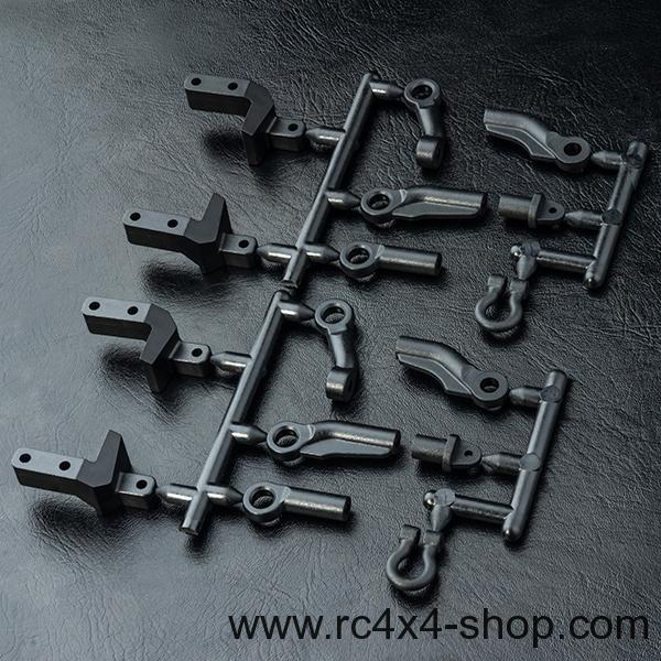 230055 Rod ends set