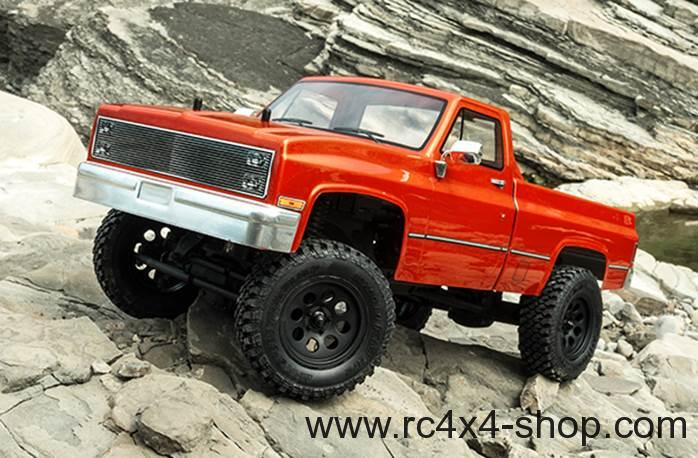 CMX C10 Pickup ORANGE RTR