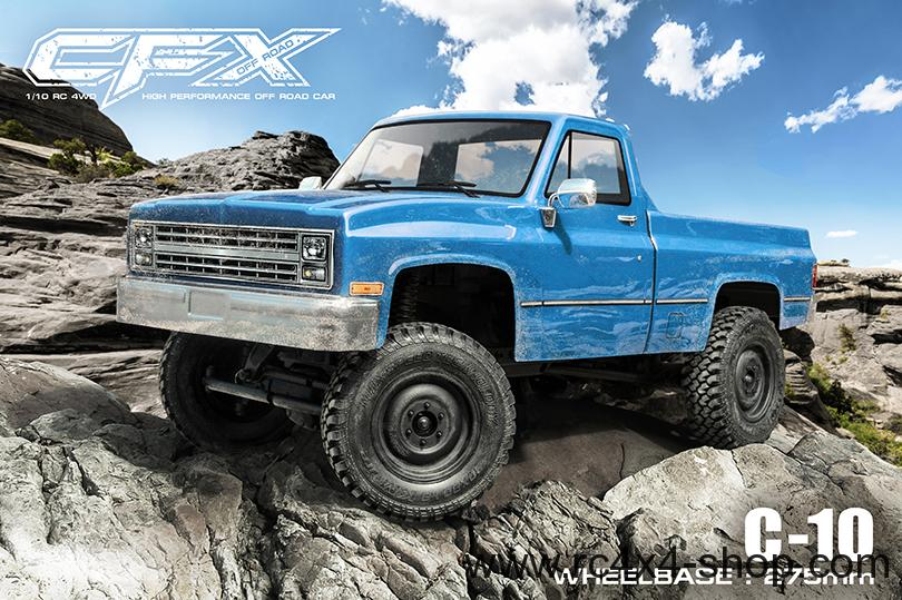 CFX C10 Pick up KIT