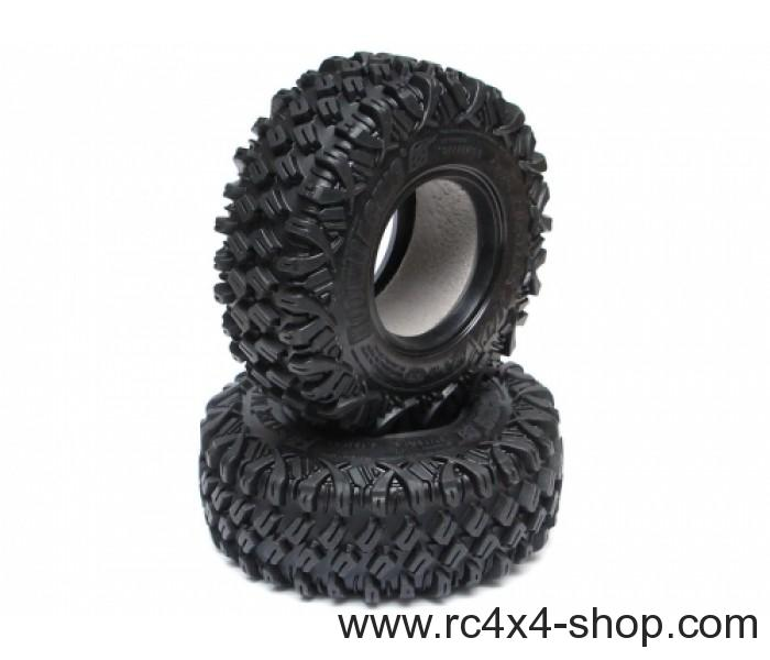 1.9 HUSTLER M/T Xtreme MC1 Rock Crawling Tires(Super Soft) (2)