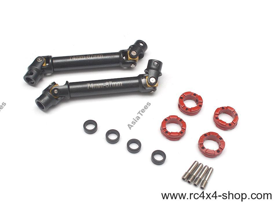 Voodoo™ CVD Center Drive Shafts 74MM-87MM