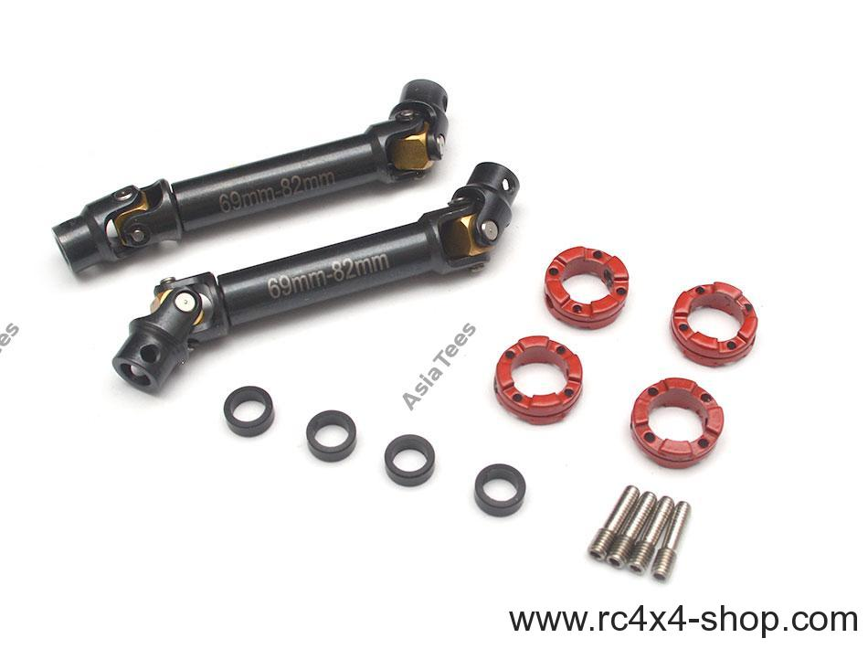 Voodoo™ CVD Center Drive Shafts 69-82MM