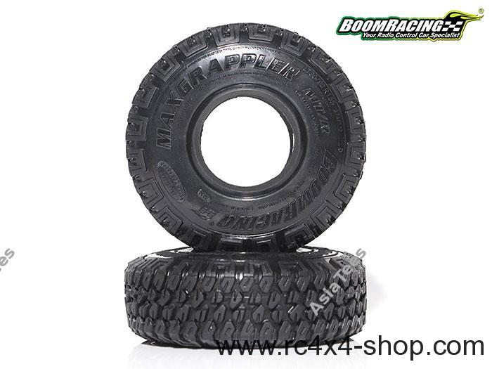 "1.55"" MAXGRAPPLER Scale RC Tire (2)"