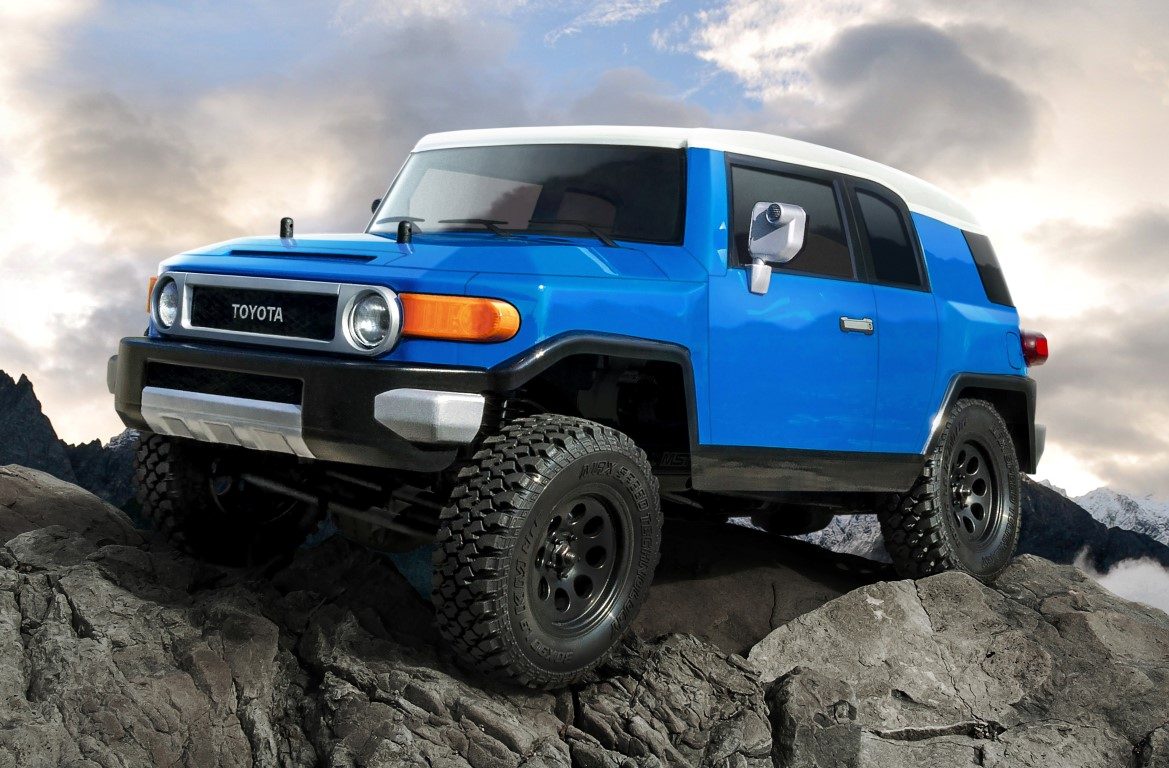 CMX Toyota FJ Cruiser KIT