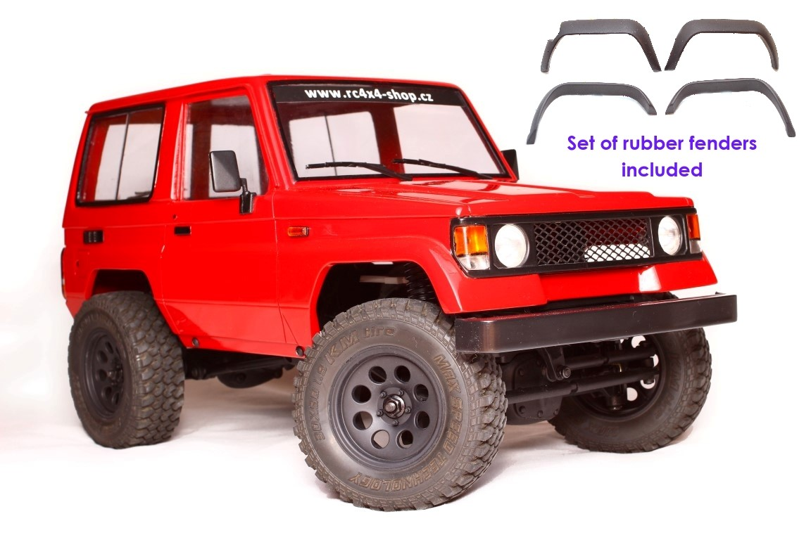 Toyota LJ70 200mm + CMX Chassis KIT