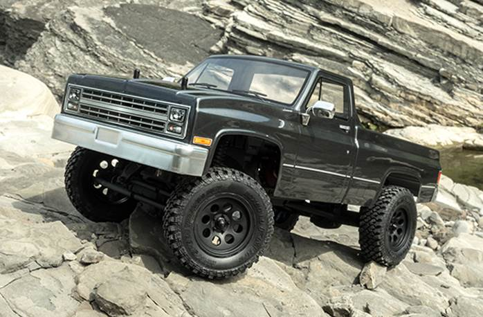 CMX C10 Pickup GREY RTR