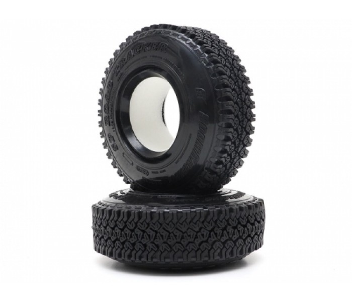 1.55 SP Road Tracker Crawler Tire Gekko Compound  (88x24mm) (2)