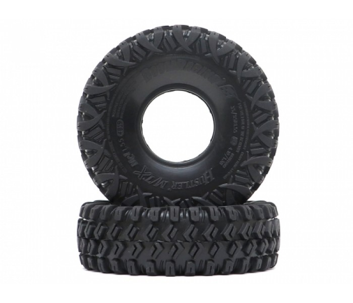 1.55 HUSTLER M/T Xtreme MC1 Rock Crawling Tires (2)