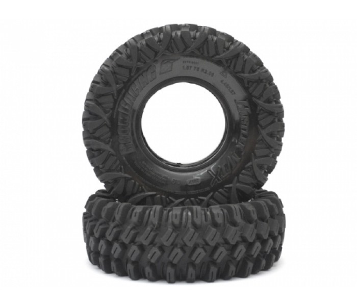 1.9 HUSTLER M/T Xtreme Rock Crawling Tires (Ultra Soft) [Recon G6 Certified] (2)