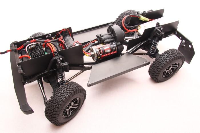 SCX10 Kahn D90 Bodymounts