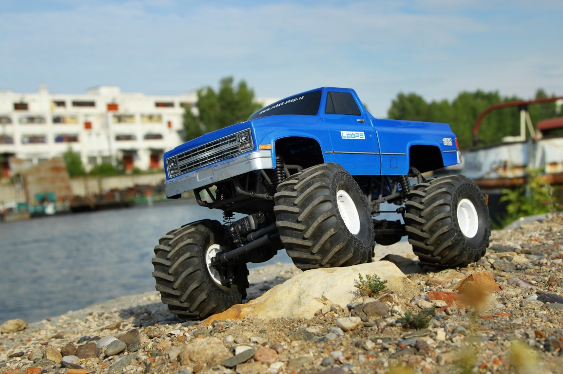 mtx-1 monster truck